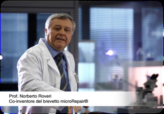 Prof. Norberto Roveri Docente Ordinario di Chimica Generale UNIVERSITÀ DI BOLOGNA